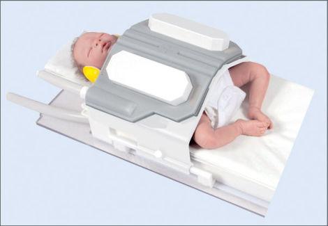 Проведение КТ исследования ребенку грудного возраста